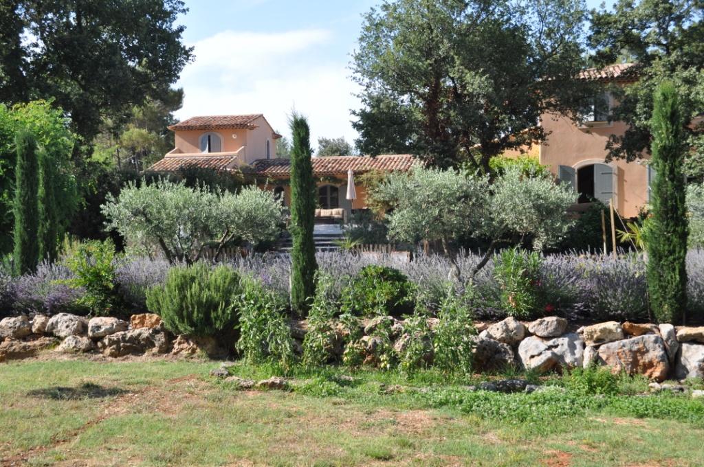 Le clos geraldy et son jardin chambres d 39 hotes de charme - Chambres d hotes de charme var ...