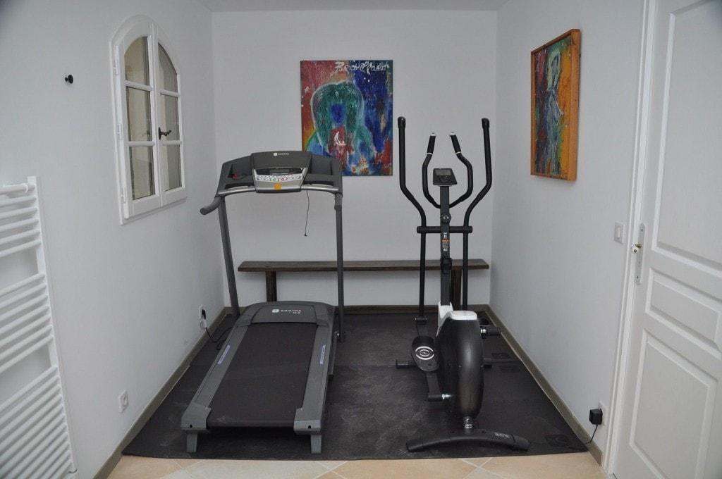 La Salle de Fitness du Clos Geraldy