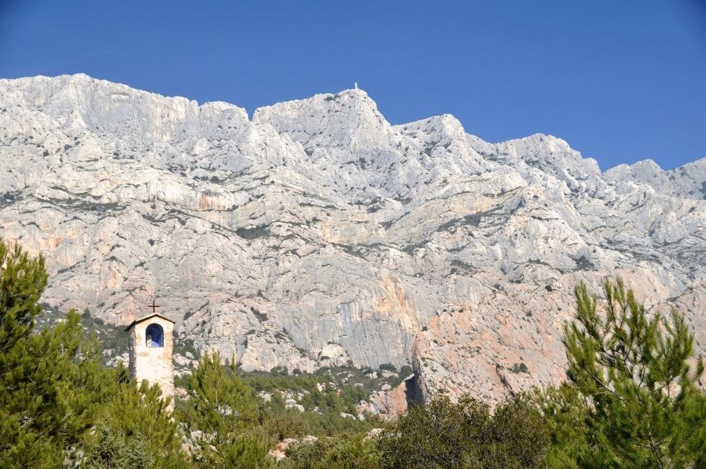 STE VICTOIRE MOUNTAIN