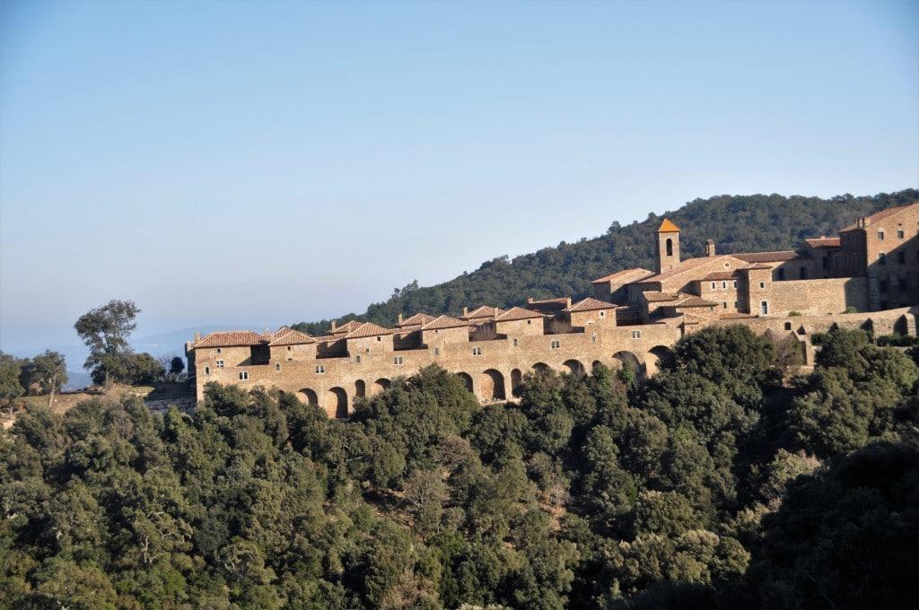 Monastery of la Verne