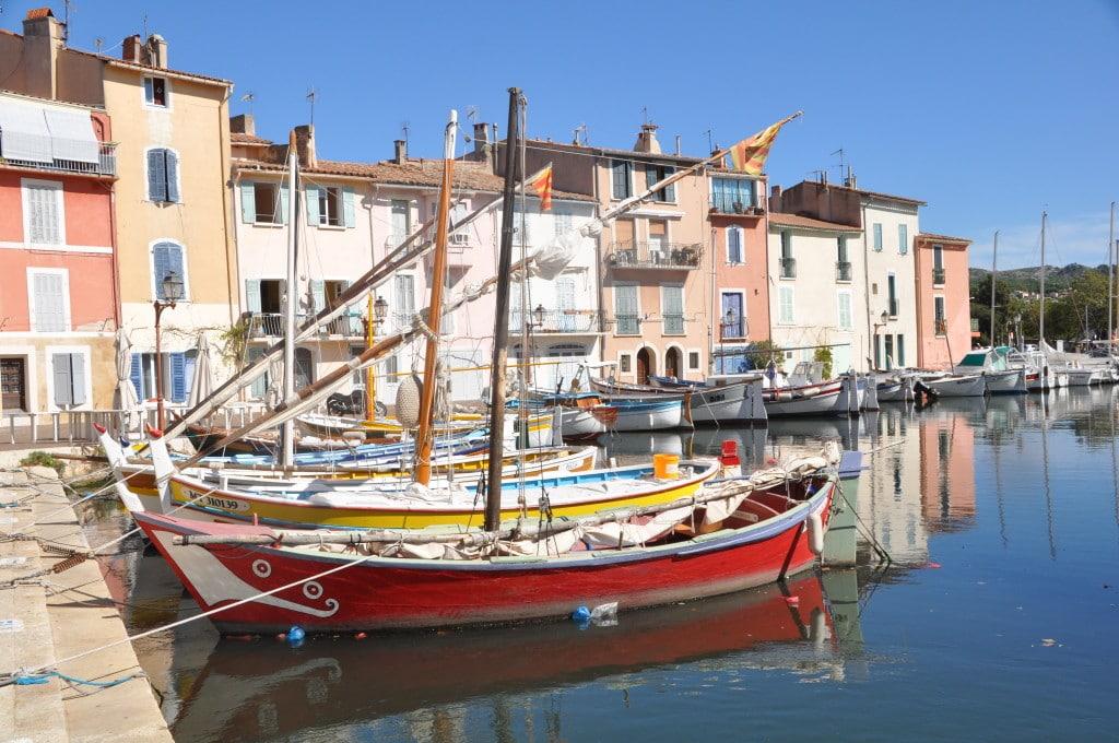 Le Canal de Martigues